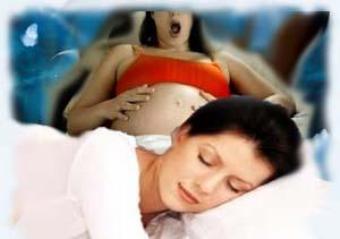 Самая удобная поза для беременной 51