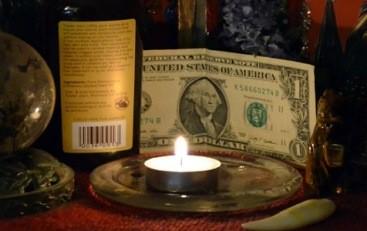 Заговор на выигрыш в лотерею крупных денег